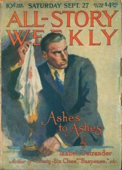 All-Story Weekly, September 27 1919
